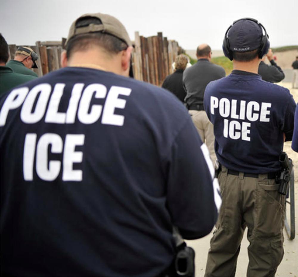 Foto6 Agentes ICE Agente do ICE atira em 2 irmãos desarmados em batida no Brooklyn (NY)