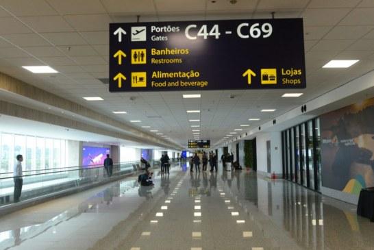 Brasil fecha voos para todas as nacionalidades, incluindo os EUA