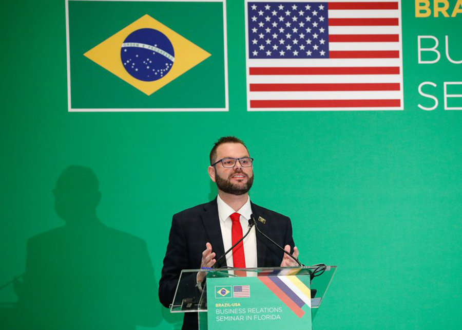 %name Brasil apresenta tilápia nacional em seminário na Flórida