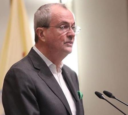 Murphy Gov Phil Phil Murphy FI New Jersey estende fechamento de escolas até 17 de abril