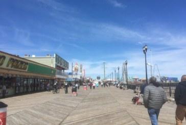 Coronavírus: Seaside Heights proíbe passeios na praia em NJ