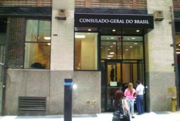 Consulado de NY fecha devido a Coronavírus
