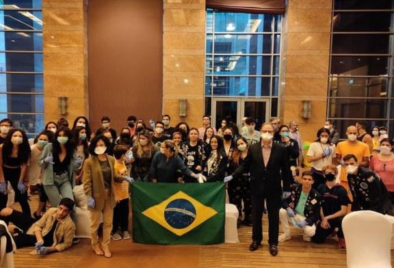 Mais de 13 mil brasileiros no exterior já voltaram ao país com a ajuda do Itamaraty