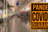 Coronavírus: Estudantes e turistas brasileiros têm que estender estadia nos EUA