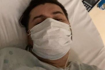 Flávio Murillo sobrevive ao coronavírus e alerta a favor da prevenção