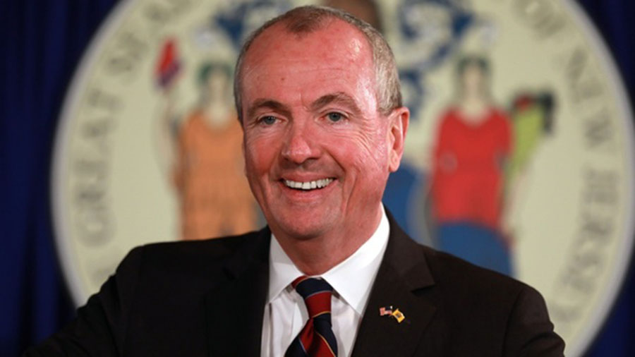 Foto26 Phil Murphy Governador quer suspensão da quarentena no Memorial Day em NJ