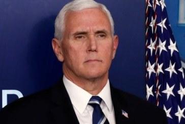 "Coronavírus terá ""passado"" até o verão, diz o vice-presidente Mike Pence"