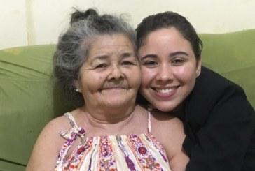 Brasileira pede ajuda para voltar a Recife para cuidar da avó doente