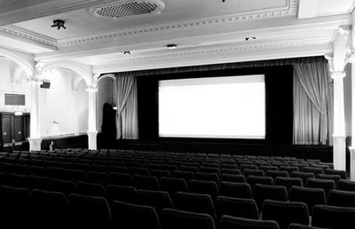 Cine Luxor - Sessão Privé