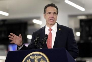 Cuomo apresenta plano para reabrir partes de NY a partir de 15 de maio