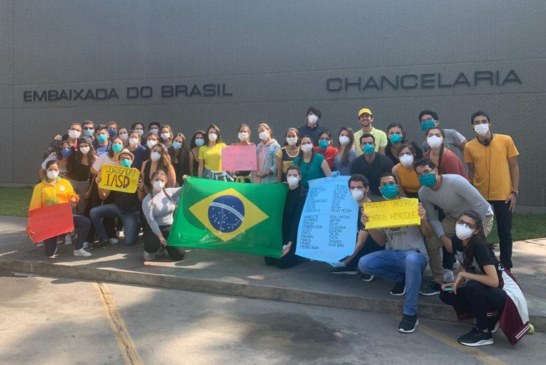 Com apoio do Itamaraty, 22,5 mil brasileiros já retornaram ao país
