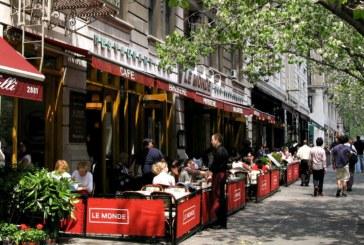 """Ruas de Nova York podem se tornar """"cafés na calçada"""""""