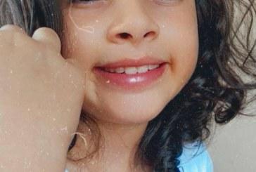 Brasileirinha busca doador de medula óssea compatível
