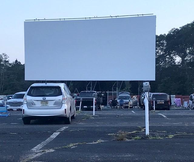Drive in New Jersey terá a volta dos cinemas ao ar livre