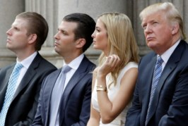 Familia Trump 266x179 Home page