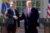 Sem criticar Bolsonaro, Trump promete rever restrições ao Brasil