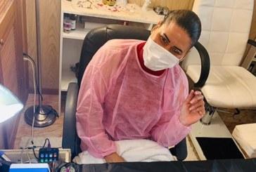 Manicure brasileira é denunciada por conterrâneo por trabalhar em casa