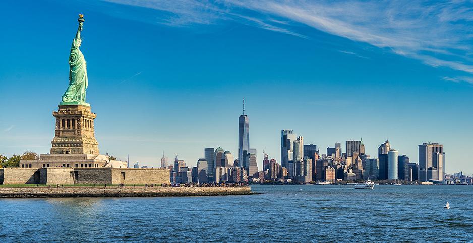 Nova York Residentes trocam Nova York por subúrbios em New Jersey