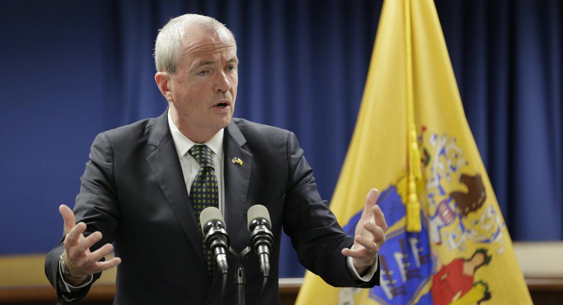 Phil Murphy  Murphy amplia emergência na saúde pública por mais 30 dias em NJ