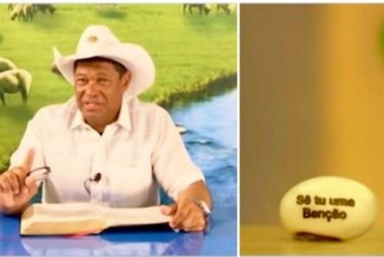 """Valdemiro Santiago é acusado de estelionato por venda de """"semente milagrosa"""""""