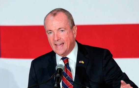governador phil murphy Murphy avalia reabertura da construção e negócios não essenciais