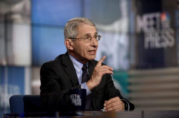 Anthony Fauci Fauci diz que a normalidade só pode voltar dentro de 1 ano ou mais