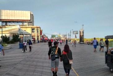 Atlantic City permite consumo de bebidas alcoólicas em calçadão