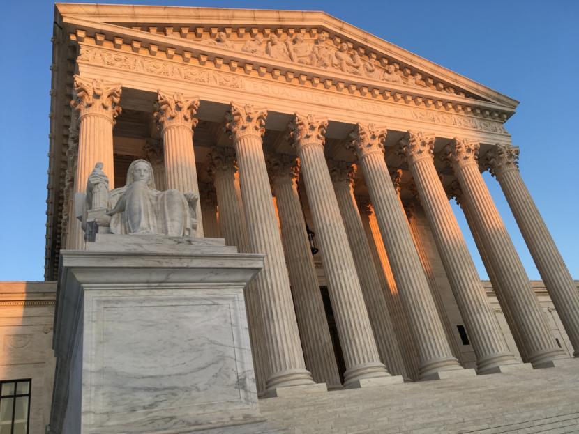 Corte Suprema 1 1 Suprema Corte se recusa a julgar ação judicial contra lei santuário da Califórnia