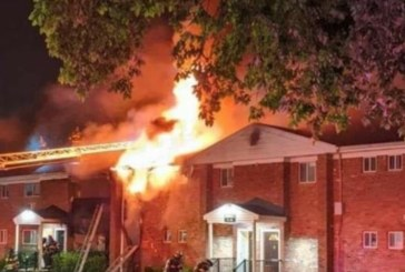 Brasileiros perdem tudo em incêndio em Long Branch (NJ)