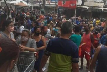 Brasil supera 1 milhão de casos de coronavírus, atrás apenas dos EUA