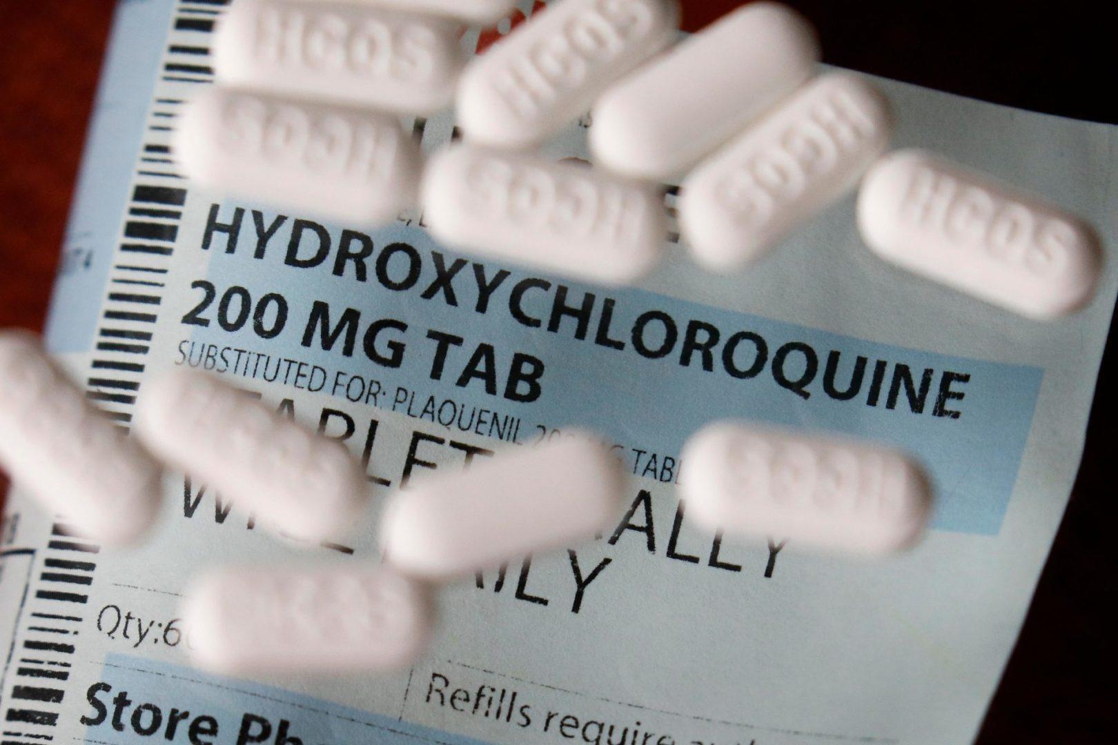 Hidrocloroquina scaled FDA revoga autorização da cloroquina contra o coronavírus