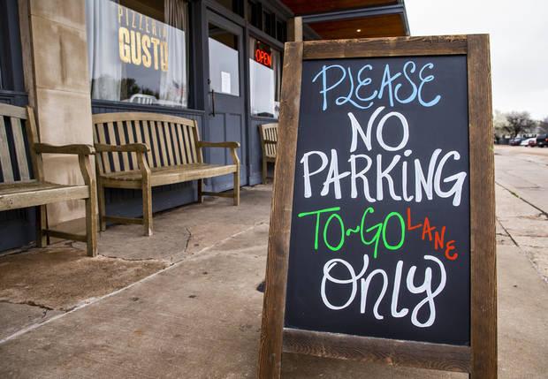 Placa de somente pickup New Jersey liberará refeições ao ar livre em restaurantes