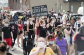 Mais de 10 mil pessoas foram presas em protestos pela morte de George Floyd