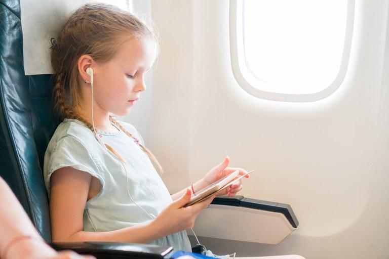 %name Autorização de viagem para menores desacompanhados poderá ser eletrônica