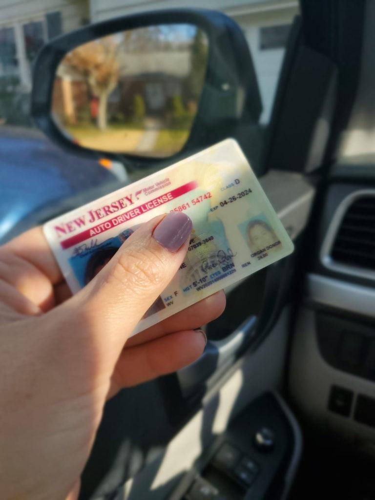 drivlicense 768x1024 Carteira de motorista para indocumentos é adiada em New Jersey