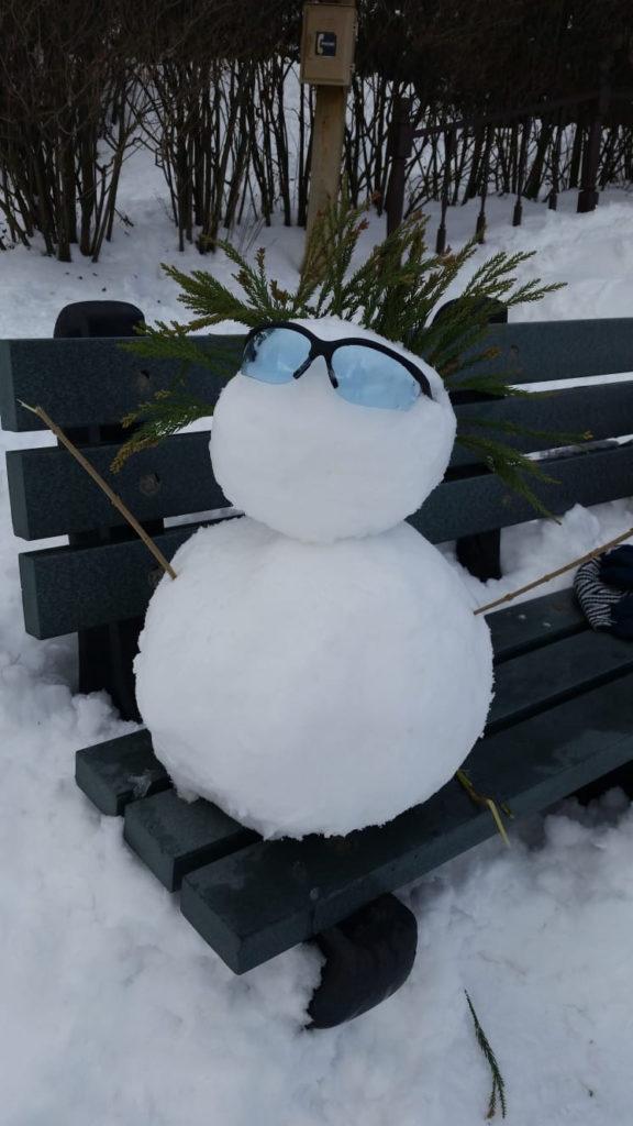 snow man fabs 576x1024 Nevascatrará até 18 polegadas de neve a NJ nesta quarta