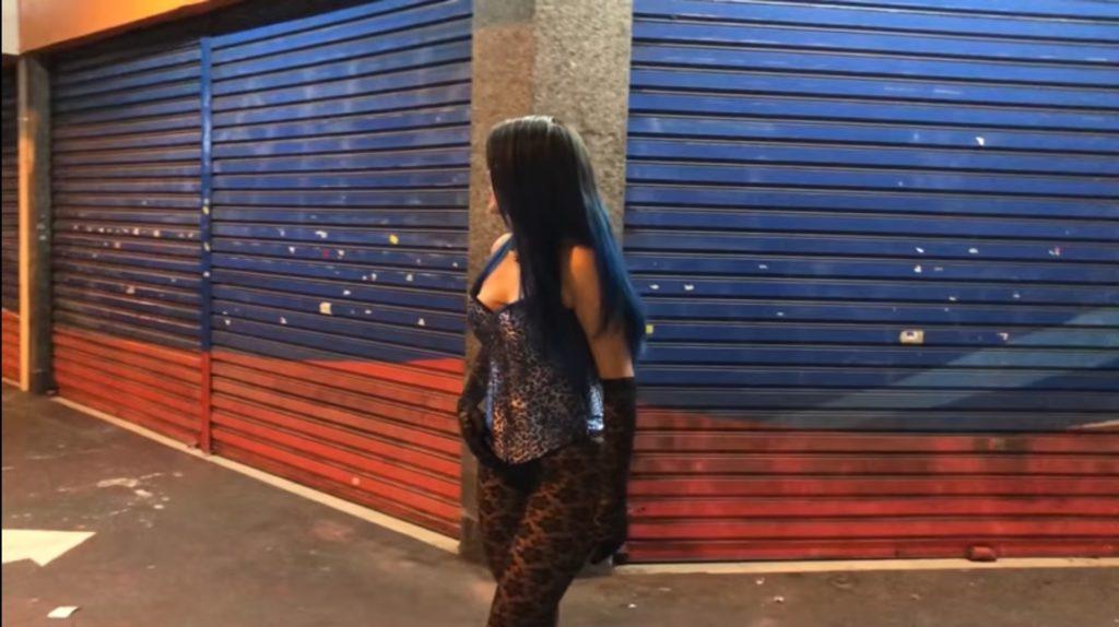 Prostituta – da série Profissões